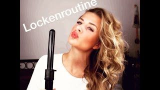 getlinkyoutube.com-Lockenroutine /  der perfekte Lockenstab