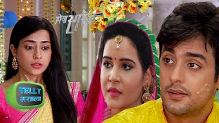 getlinkyoutube.com-Shraddha Ruins Sher and Chanda's Haldi Ceremony | Piya Rangrezz | Life Ok