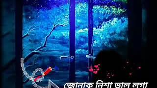 Joonak Nikha Bhal Loga ( জোনাক নিশা ভাল লগা) by Montumoni saikia 😍 || assamese status Video II