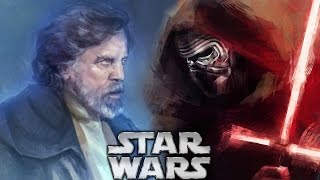 Luke Skywalker's Dark Secret in Star Wars Episode 8 (SPOILERS)