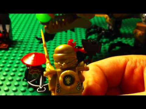 Lego ninjago 70503 the golden dragon review