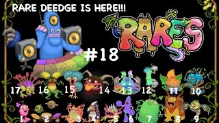 Discovery RARE DEEDGE #18 in the Rare Series!!!