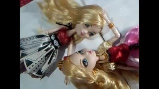 getlinkyoutube.com-(Dexter X Apple)La princesa Blanca Nieves (Ever after high)