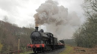 getlinkyoutube.com-East Lancashire Railway - Winter Steam Gala - 18th January 2014