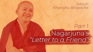 getlinkyoutube.com-Jetsun Khandro Rinpoche teaches on Nagarjuna text 1/6