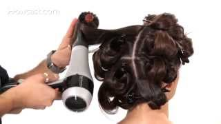 getlinkyoutube.com-How to Blow Dry for Big, Bouncy Hair | Salon Hair Tutorial