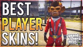 getlinkyoutube.com-GTA 5 Online Mods: BEST Modded Character Skins! (35+ Player Skins - Grand Theft Auto 5 Mods)