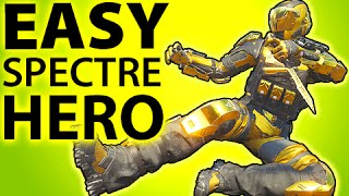 BLACK OPS 3 - HOW TO GET SPECTRE HERO GEAR EASY!