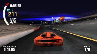 getlinkyoutube.com-Need for Speed 2 (PSX / HD) - Tournament Playthrough - Race 1 of 6 - Proving Grounds