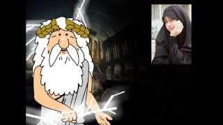 128) حجاب - من زئوس هستم - I am Zeus