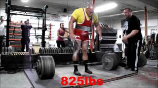 getlinkyoutube.com-Eric Lilliebridge 900lbs Raw Deadlift 23 y/o @ 290lbs PR