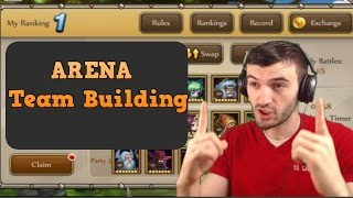 Soul Hunters- Arena Team Building