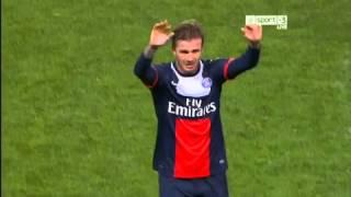getlinkyoutube.com-Beckham Last Match PSG 2013