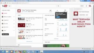 Menghubungkan Channel Youtube Dengan Akun Twitter