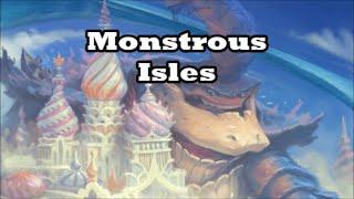 getlinkyoutube.com-Skylanders: SuperChargers Blind Playthrough Part 9 (Monstrous Isles)