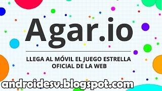 getlinkyoutube.com-Agar.io Para Android [El Juego Oficial] !! NUEVO !! [HD]
