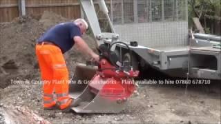 getlinkyoutube.com-BAV-CB2 Concrete Crushing Bucket