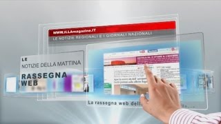 La Rassegna Stampa Regionale del 15/04/16