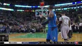 getlinkyoutube.com-Boston Celtics honor Rajon Rondo with tribute video: Mavericks at Celtics