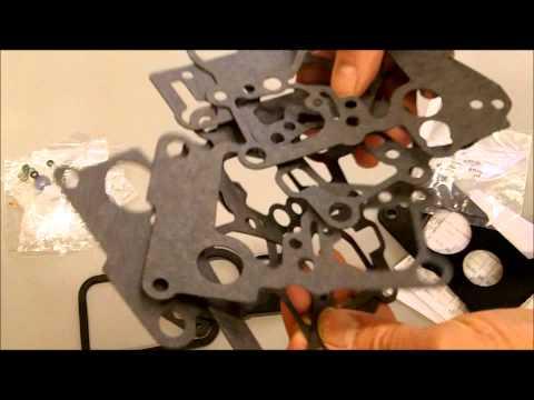 Rochester Varajet Carburetor Kit K4332
