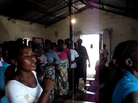 Louvor das angolanas - parte 4