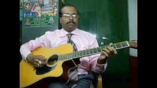getlinkyoutube.com-Brown Girl in the Ring guitar instrumental by Rajkumar Joseph.M