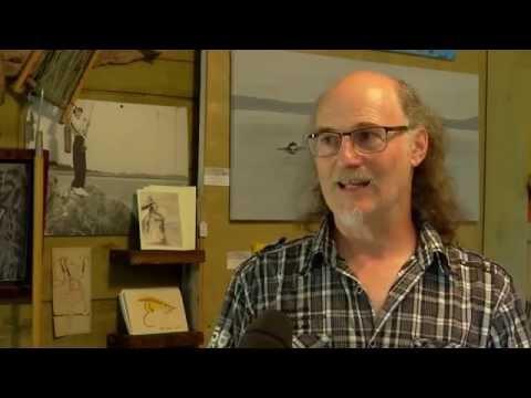Une histoire de pêche avec Normand Robitaille