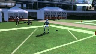 getlinkyoutube.com-Football-NFL-Madden 15 :: GREATEST BOSS LEVEL RUN EVER :: - Jets Gauntlet Mode