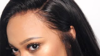 getlinkyoutube.com-HOW TO CUSTOMIZE YOUR LACE FRONTAL | LAVY HAIR