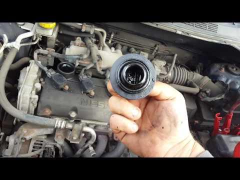 Контрактный двигатель Nissan (Ниссан) 2.0 QR20DE | Где ? | Тест мотора