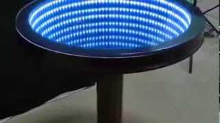 getlinkyoutube.com-Эффект бесконечности стол