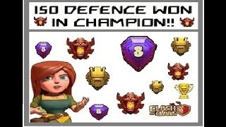 getlinkyoutube.com-clash of clans the best th10 titan trophy base! (150 def won in champion) link in the description