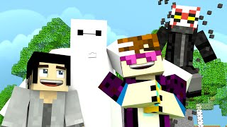 getlinkyoutube.com-Big Hero 6 - BAYMAX'S SAVE US!! (Minecraft Roleplay Adventure!)