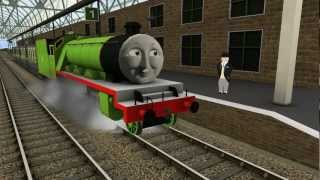 getlinkyoutube.com-Henry The Green Engine