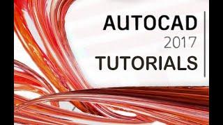 getlinkyoutube.com-AutoCAD 2017 - Tutorial for Beginners [+General Overview]*