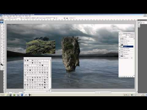 Digital Matte Painting - Using Photoshop Module 1