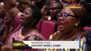 Rev  Funke Adejumo- THE WORD CONFERENCE 2017-   Destiny Here I Come