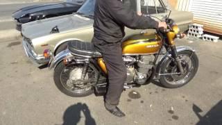 CB750 836cc ソレックス36
