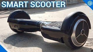 getlinkyoutube.com-Smart Scooter / Hoverboard | ¡El transporte del futuro!