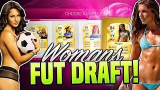 getlinkyoutube.com-INSANE WOMENS FOOTBALL FUT DRAFT!!! | FIFA 16 ULTIMATE TEAM FUTDRAFT!!!