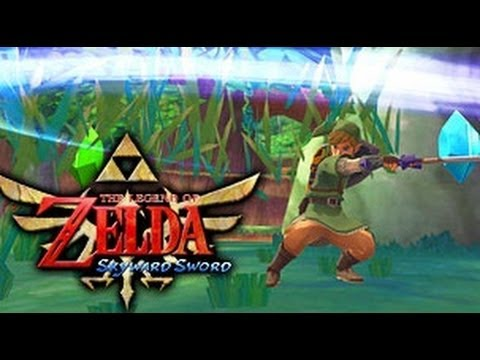 Legend of Zelda: Skyward Sword - TGS 2011 Demo