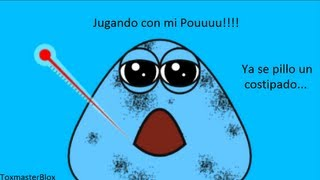 getlinkyoutube.com-Jugando con mi Pou!!! | Android