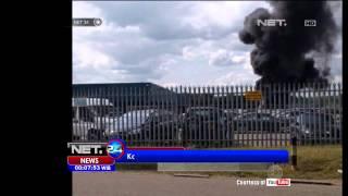 getlinkyoutube.com-Insiden Kecelakaan Pesawat Jet Osama Bin Laden - NET24