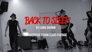 getlinkyoutube.com-M.O.V. Project Class by Alvin de Castro - Back to Sleep by Chris Brown