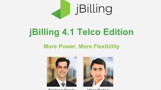 getlinkyoutube.com-jBilling 4 1 Telco Edition   More Power, More Flexibility 13MAY2015