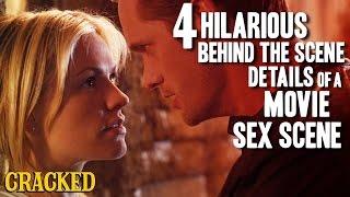 getlinkyoutube.com-4 Hilarious Behind The Scene Details of a Movie Sex Scene