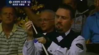 Frederic Caudron vs Torbjorn Blomdahl   YouTube