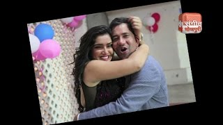 "getlinkyoutube.com-Breaking News :  Amrapali Dubey Loves  Dinesh Lal ""Nirahua  ????"
