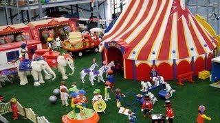 getlinkyoutube.com-PLAYMOBIL cirque