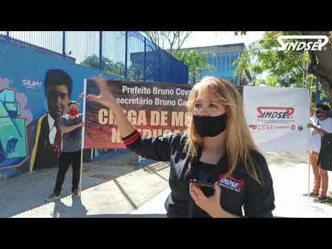 Sindsep leva campanha